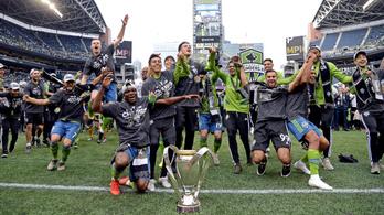 A Seattle az amerikai futballbajnok