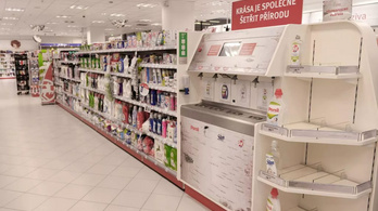 Csehországban már csomagolás nélkül árulják a sampont és a tusfürdőt