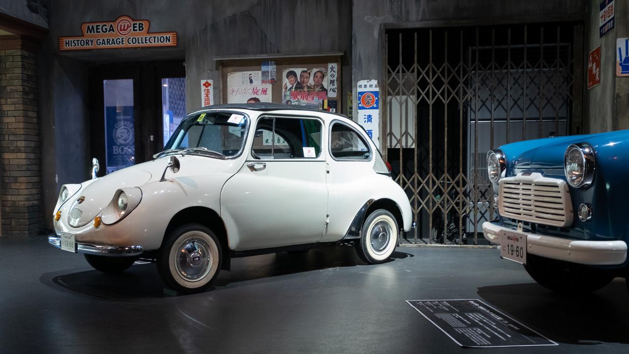 Subaru 360, kétütemű farmotorral, ilyennel jött haza egy honfitársunk Japánból Szibérián át, kilenc évvel ezelőtt. Szintén cikk van róla a Totalcaron