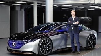 Erőteljesebb költségcsökkentést ígér a Mercedes