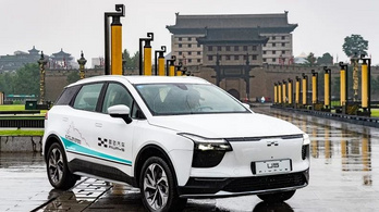 Európába készül a kínai villanyautó-gyártó