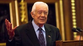 Ismét kórházba került Jimmy Carter volt amerikai elnök