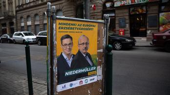 Végre eltűnhetnek az utcákról a választási plakátok