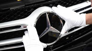 A Mercedes is húz egy nagyot a nadrágszíjon?