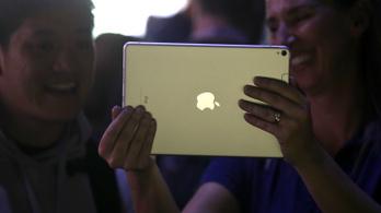 iPaden jön a 3D szenzor, 3 év múlva az Apple VR-sisak és szemüveg
