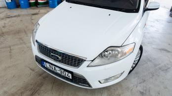 Ford Mondeo 422 ezer kilométerrel: ez már a vég?