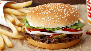 Már itthon is kapható a Burger King műhúsos burgere