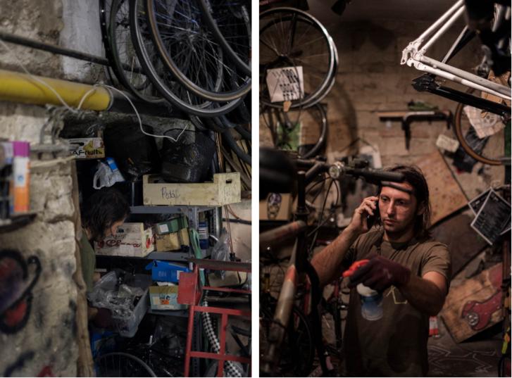 Az adományozás előtt szeret beszélgetni az emberekkel, hogy tudja jó helyre kerül a bicaj