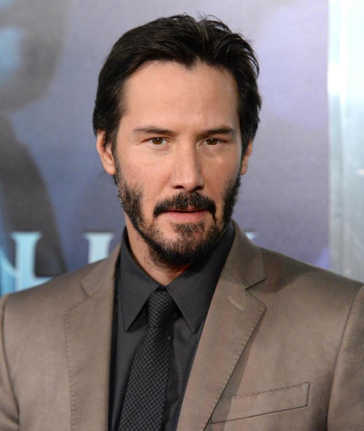 Keanu ReevesA John Wicket alakító Reevest 1993-ban tartóztatták le ittas vezetésért