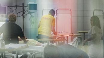 Tavaly is majdnem annyian haltak meg kórházi fertőzésben, mint autóbalesetben