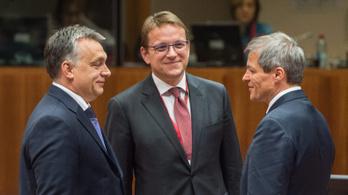 Az EP jogi bizottsága továbbengedte Várhelyit és a francia, román biztosjelöltet