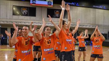 Franciaországban ragadt a Siófok, halasztás jön a női kézibajnokságban