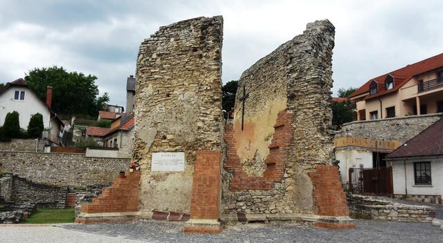 Veszprémi Margit-romok