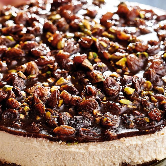 Krémes, sütés nélküli sajttorta - Észre sem veszed, hogy nincs benne liszt
