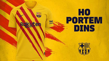Katalán mezzel támad az FC Barcelona