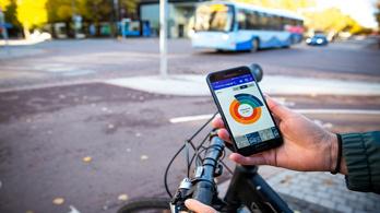 A finnek megcsinálták a felhasználók ökológiai lábnyomát mérő mobilalkalmazást