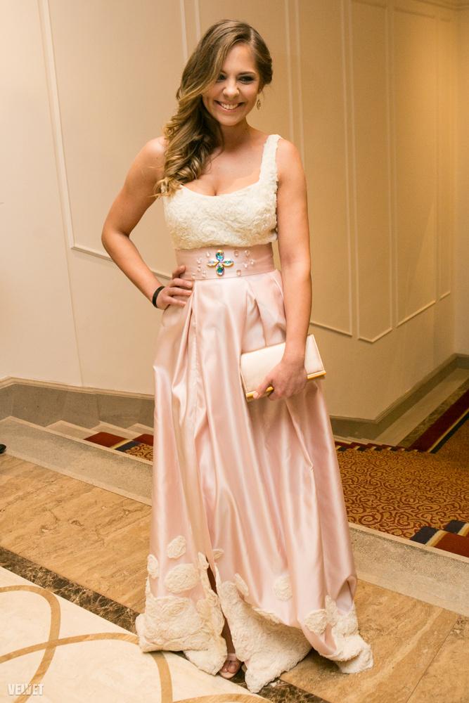 AdaA műsorvezető 2009 májusában állt modellt a magazinnak
