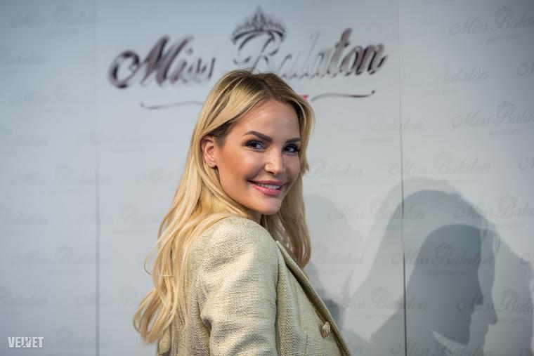 Zimány LindaA modell legemlékezetesebb Playboy-os megjelenése 2009-ben történt