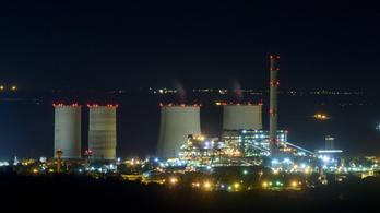 Szúrós szagú, kénes, foszforos gáz szivárgott a Mátrai Erőműben