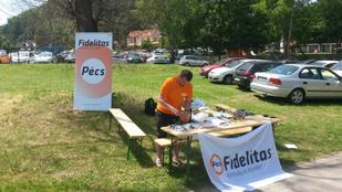 Feloszlott a pécsi Fidelitas