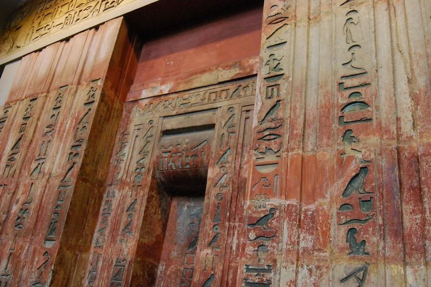 Egyiptom rejtélyes átjárói: úgy tűnik, az ajtók valójában sehová sem vezettek