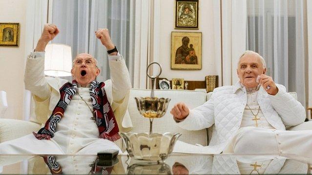 Csak a mozivásznon létezik két pápa