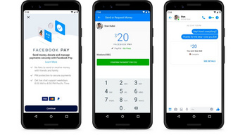 Indul a Facebook Pay