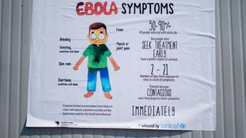 Megvan az ebola elleni védőoltás, rapid tempóban zajlik az engedélyezés