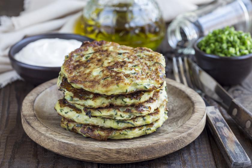 Tápláló és ízletes zöldséges palacsinta – Mintha egy lepénykenyérbe harapnánk