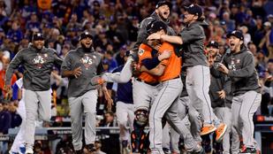 Csalással nyert a 2017-es baseballbajnok, állítja az egyik játékos