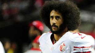 Több NFL-csapat is kíváncsi Colin Kaepernickre