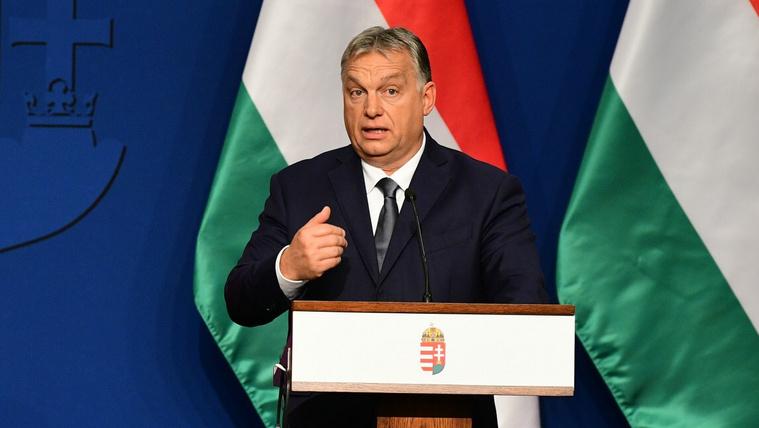 Orbán Viktor azt üzente: Lónak a