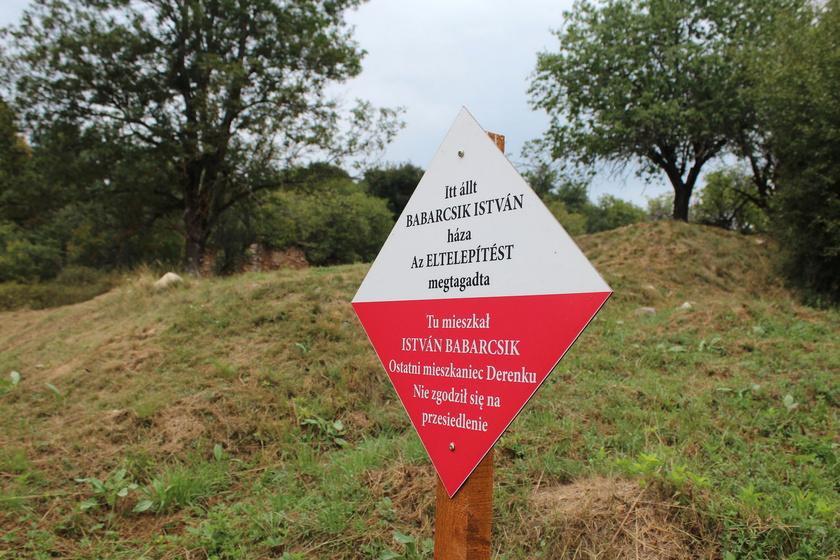 Vadászparadicsomnak szánta Horthy az egykori magyar falu helyét: a holtak falvát mára visszavette a természet