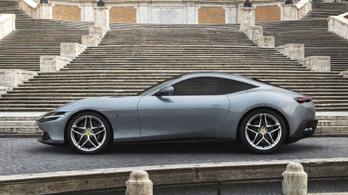 Simább szépség a Ferrari Roma