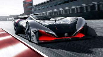 A Peugeot újra Le Mans-ba megy