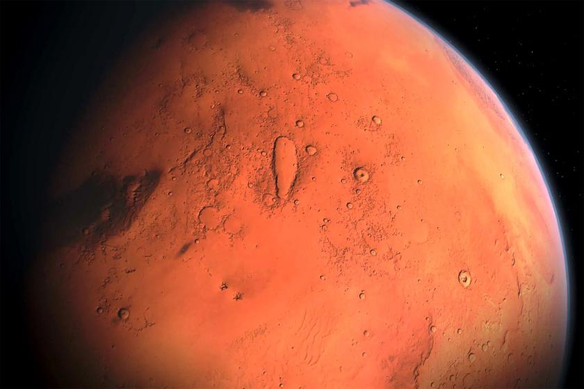 Furcsán viselkedik az oxigén a Marson: jókora rejtéllyel találták szemben magukat a tudósok