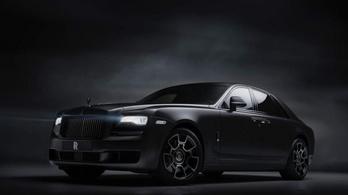 Itt az út vége a Rolls-Royce Ghost számára