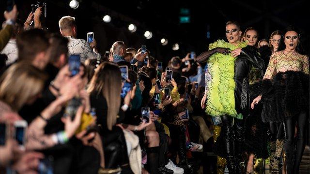 Riport egyenesen a Budapest Central European Fashion Week kifutójáról
