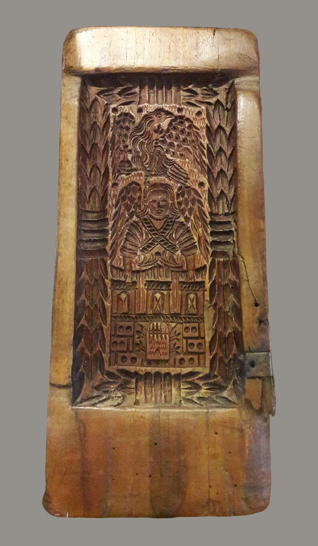 17. századi mézeskalács-ütőforma