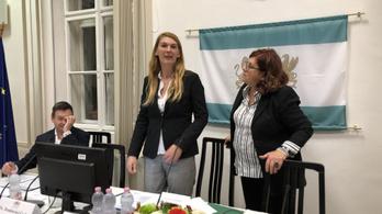 Némi adok-kapok után megválasztották Baranyi Krisztina alpolgármestereit Ferencvárosban