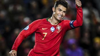 Anglia 7-0-ra, Portugália 6-0-ra nyert Eb-selejtezőn