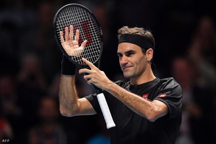 Roger Federer az ATP-vb-n
