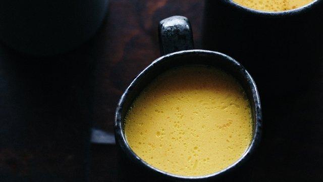 Golden milk házilag