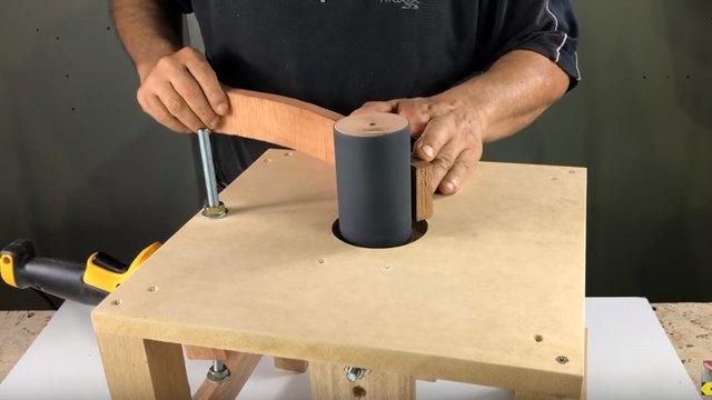 Egyszerű hengercsiszoló