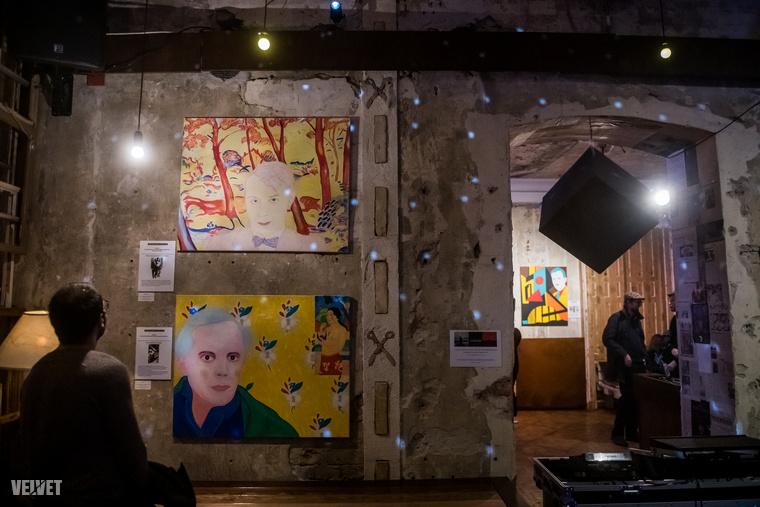 DrMáriás Kosztolányit, Marilyn Monroe-t és Adyt is megfestette, és mindezt úgy tette, hogy relációba állította a trianoni békeszerződéssel