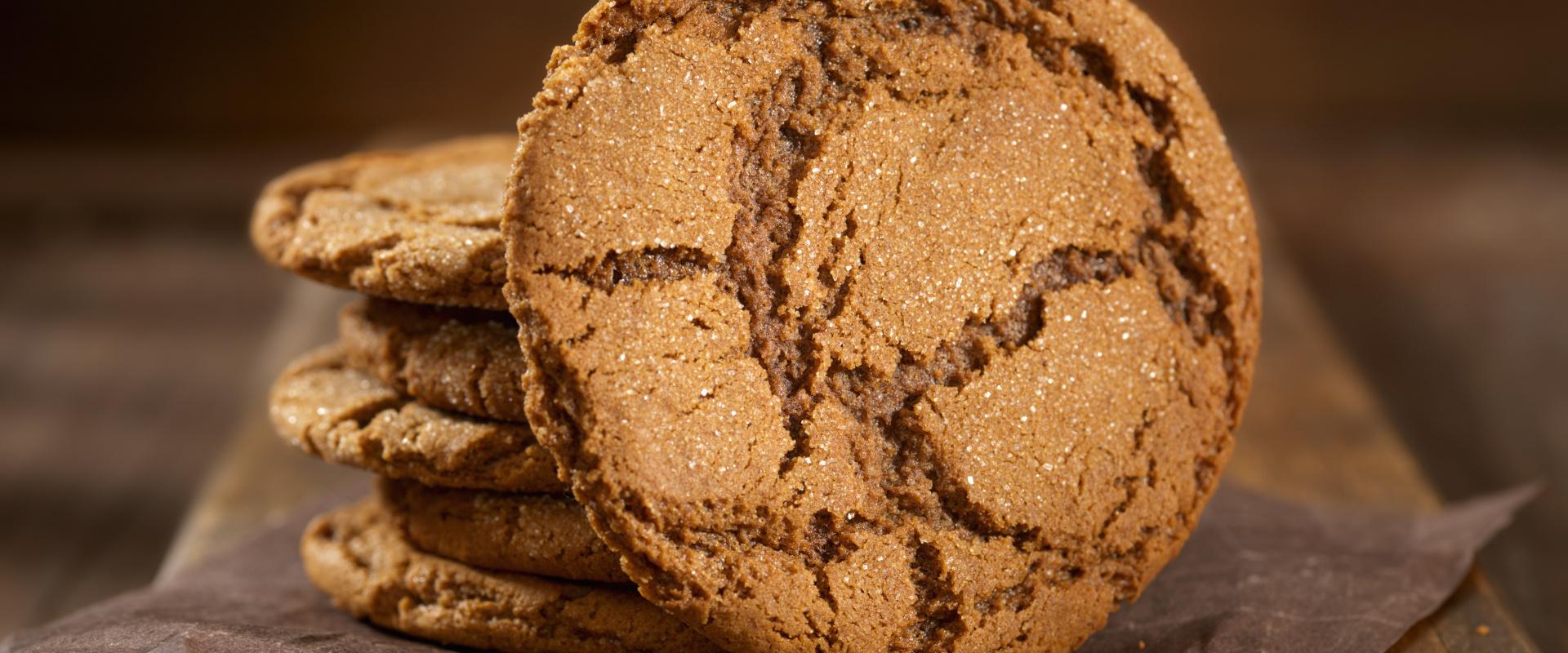 gyömbéres keksz