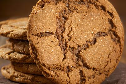 Illatos mézes-gyömbéres keksz: tea mellé kötelező