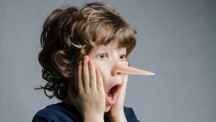 Miért hazudnak a gyerekek? És vajon normális, hogy hazudnak?