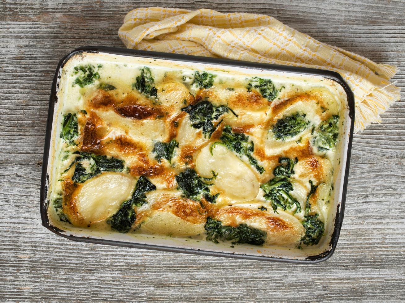 spenotos-krumplis-gratin