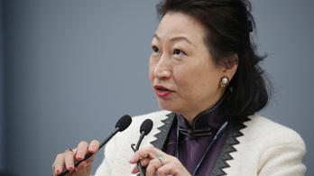 Megtámadhattak egy hongkongi minisztert Londonban